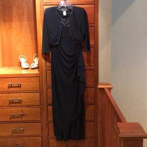 Alex Evenings Formal Gown Sz 6